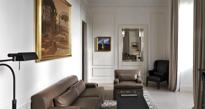 Bottega Verde Suite St.Regis Rome