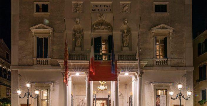 societas MDCCXCII concrete building