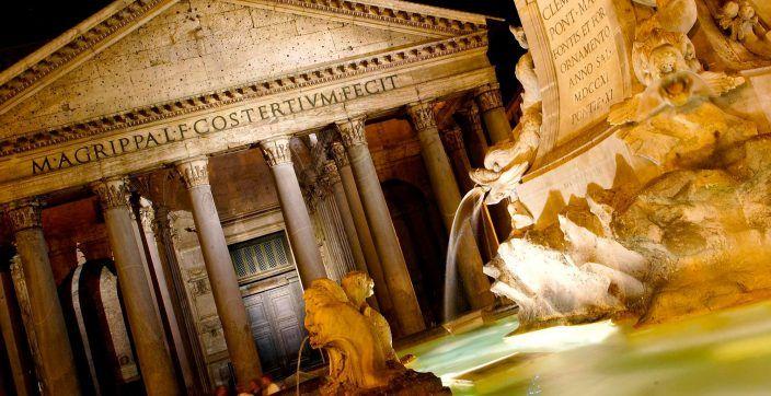 fountain landmark