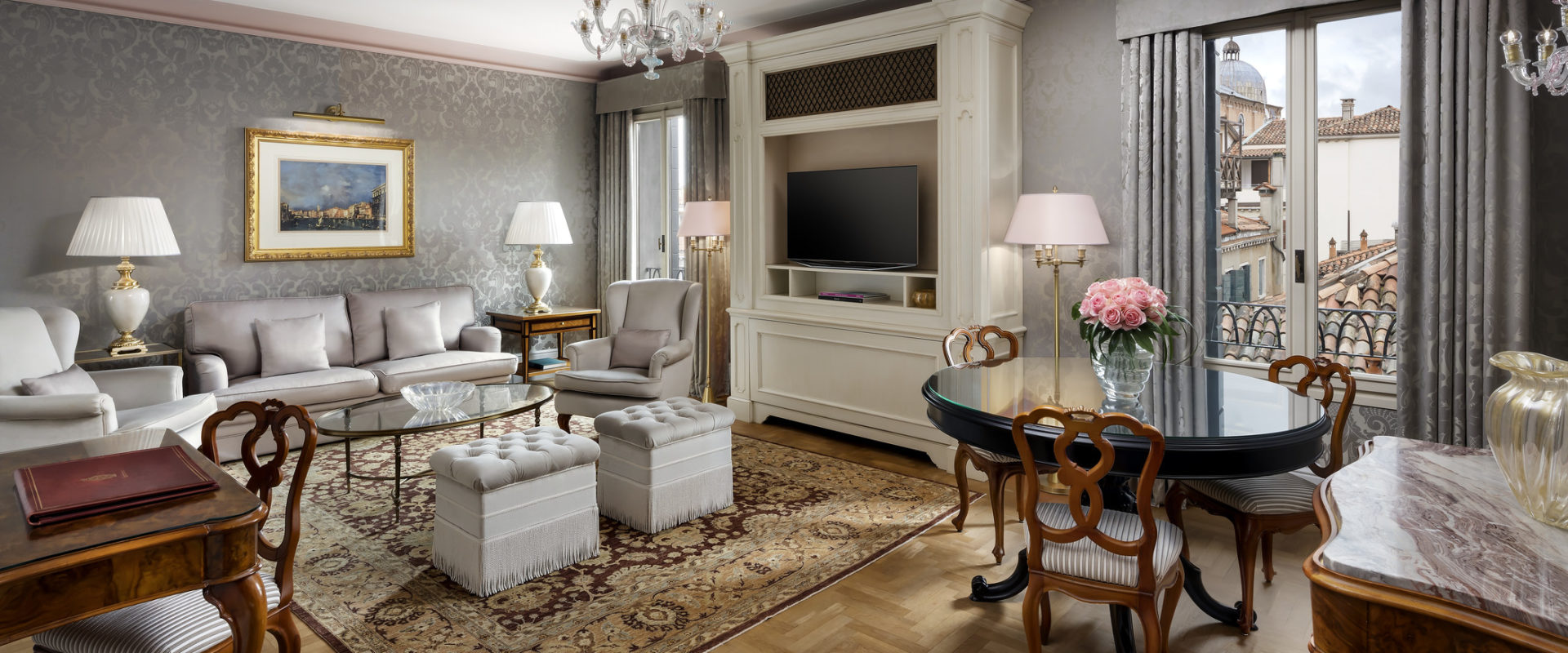 Gran Dandolo Suite at Hotel Danieli, a Luxury Collection Hotel Venice