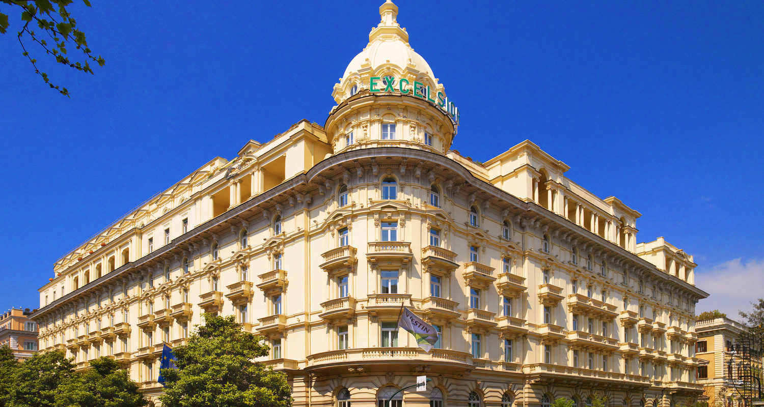 The Westin Excelsior Rome
