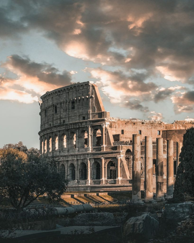 Colosseum, Rome, Italy at daytime
