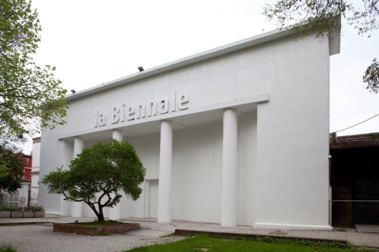 La Bennale building