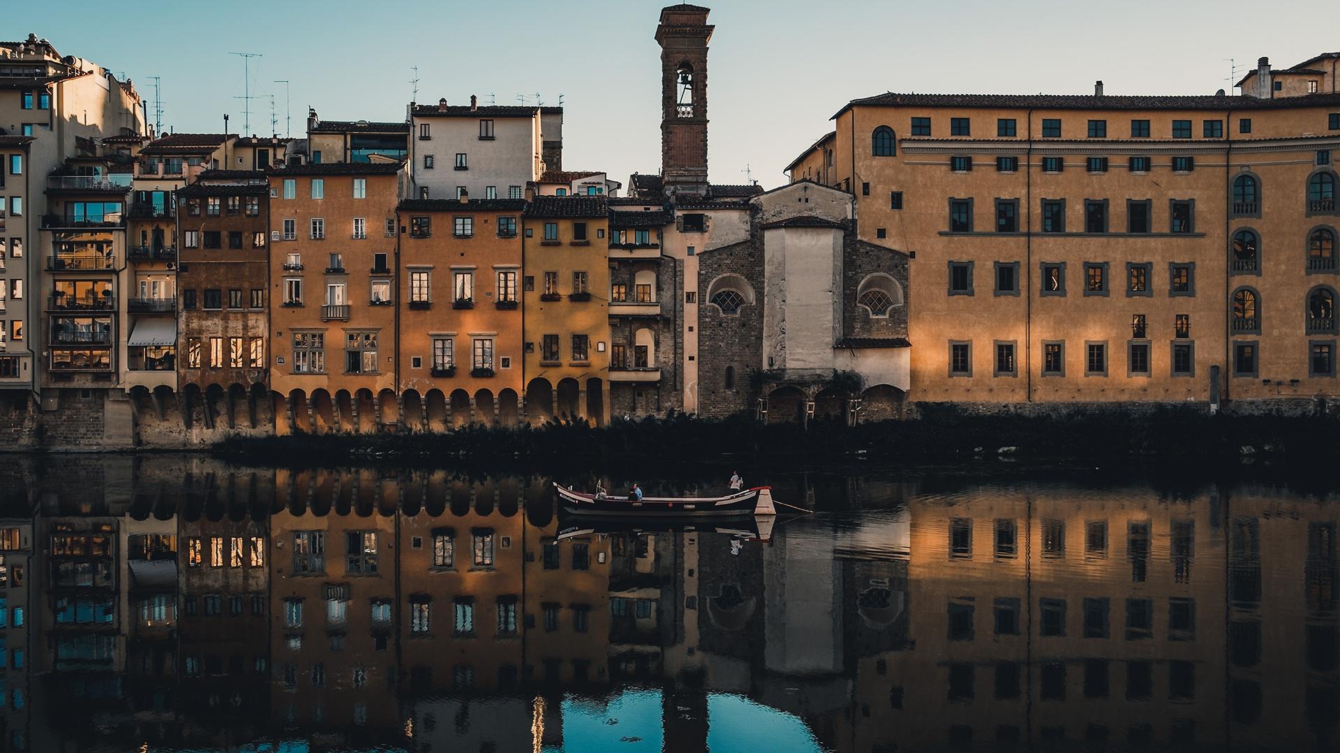 Florence Arno View