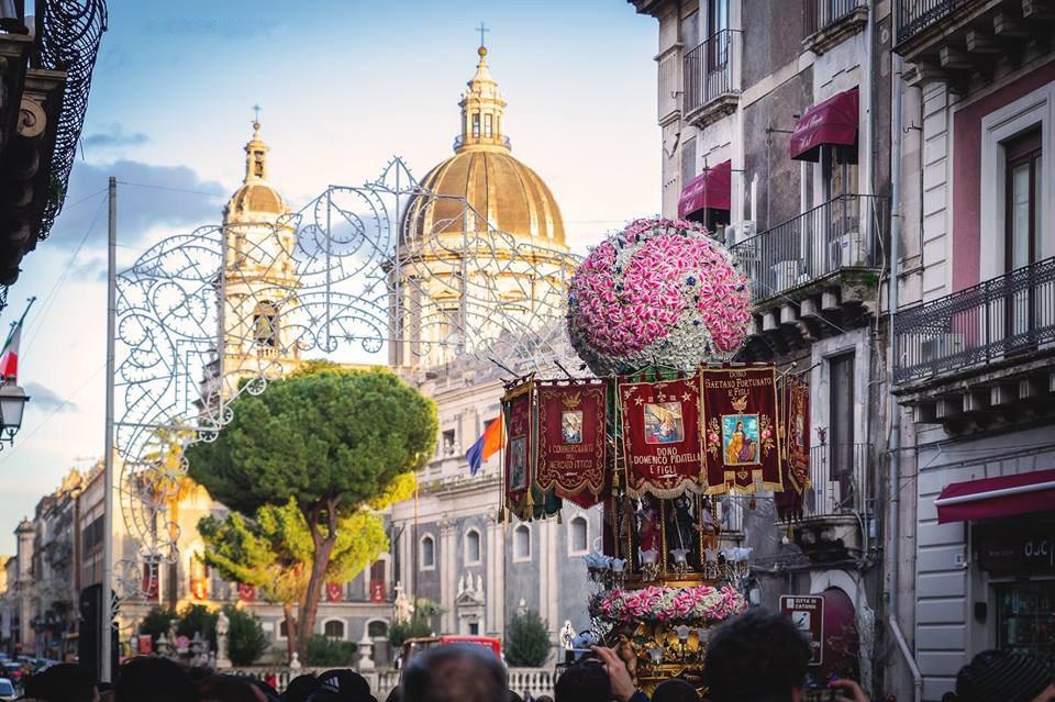 Festival of Saint Agata in Catania