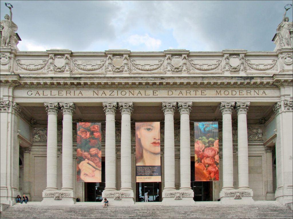 Galleria d'Arte Moderna Rome