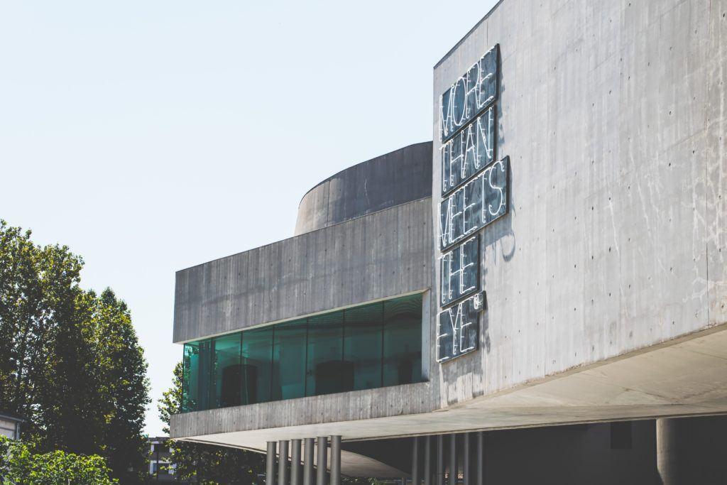 Maxxi Museum in Rome