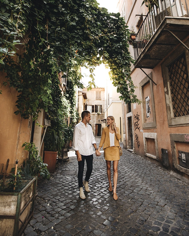 Living The Italian Summer
