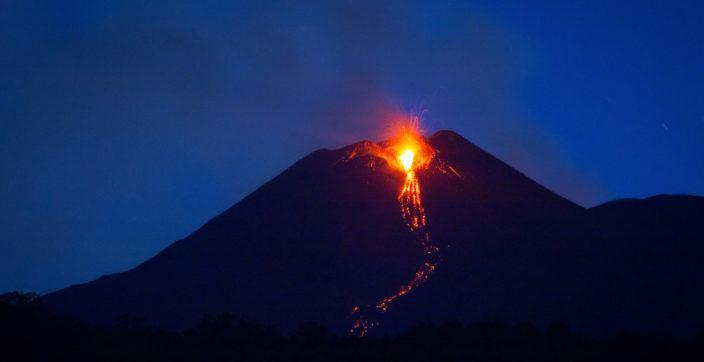 Etna Volcano in Catania