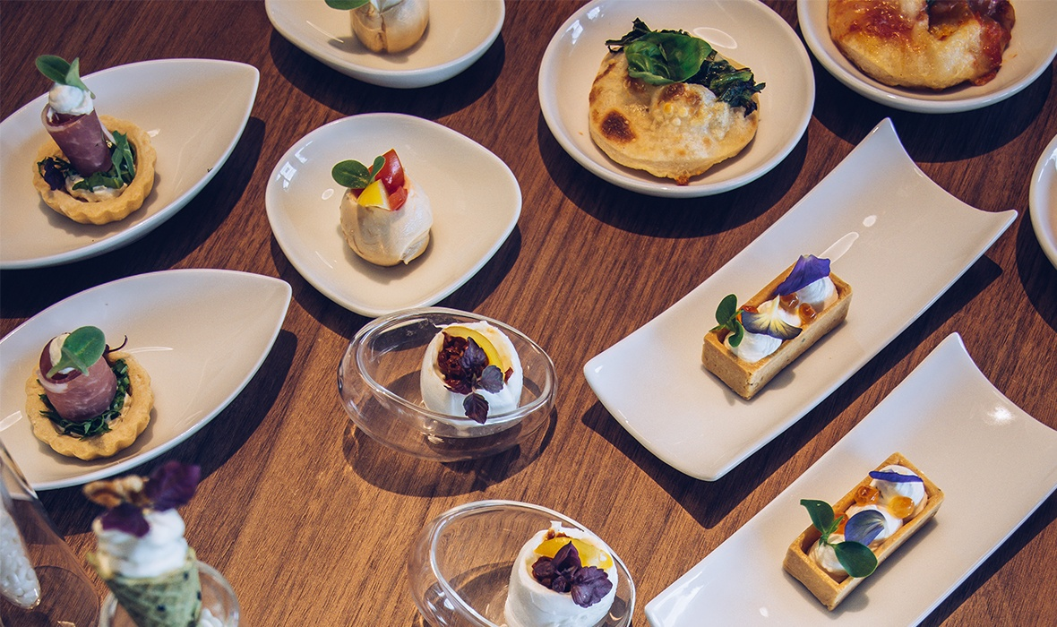 Finger Food Sheraton Milan Malpensa
