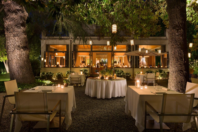 Kitchen Restaurant Sheraton Lake Como