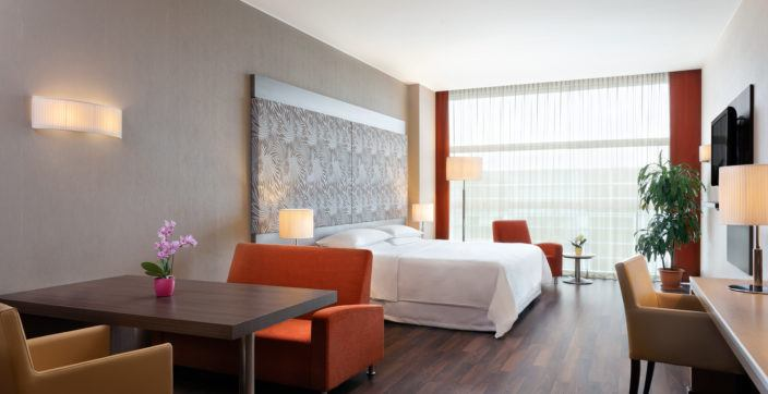 Room Sheraton Milan Malpensa Airport