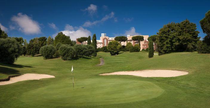 Golf course Sheraton Parco de Medici Rome