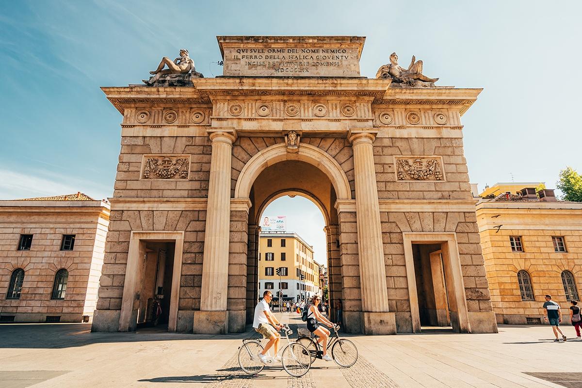 Porta-Garibaldi-Milan
